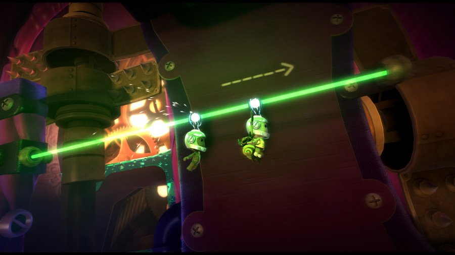 LittleBigPlanet 3 Review - Screenshot 2 of 6