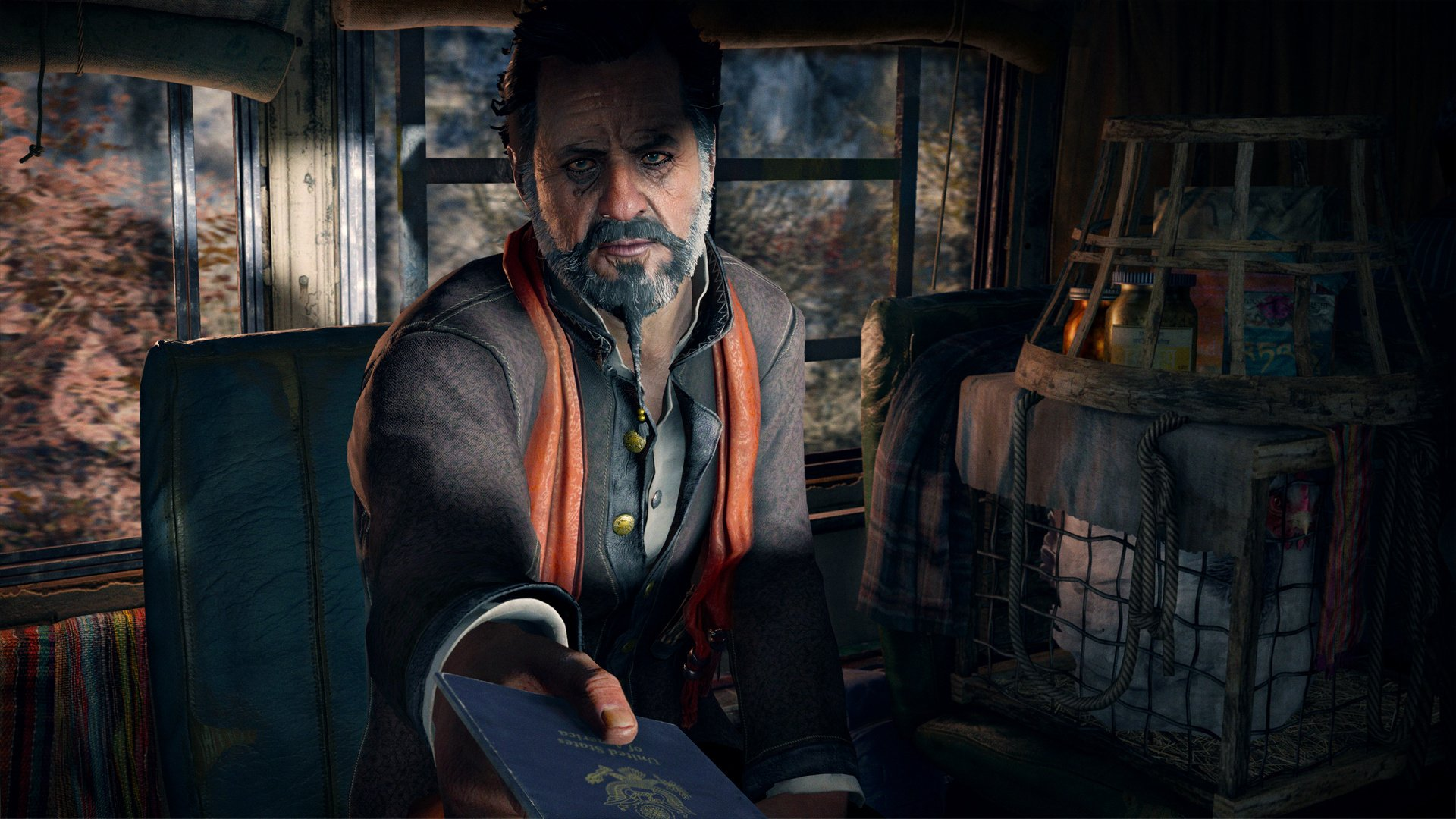 Far Cry 4 Review Ps4 Push Square