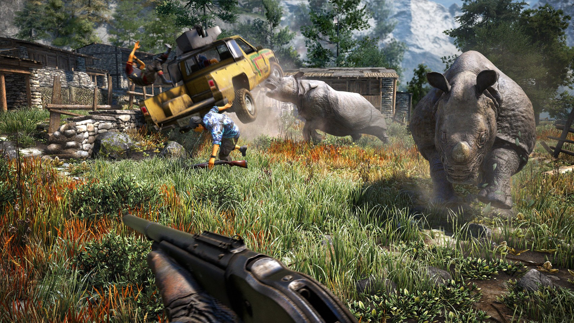 Far Cry 4 Review (PS4) | Push Square