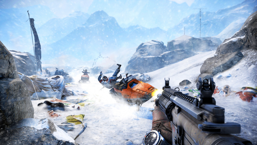 Far Cry 4 Review - Screenshot 1 of 7