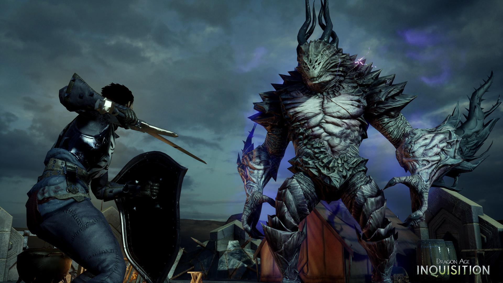 Dragon Age Login