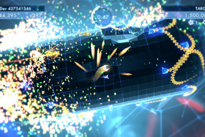 Geometry Wars 3: Dimensions Screenshot
