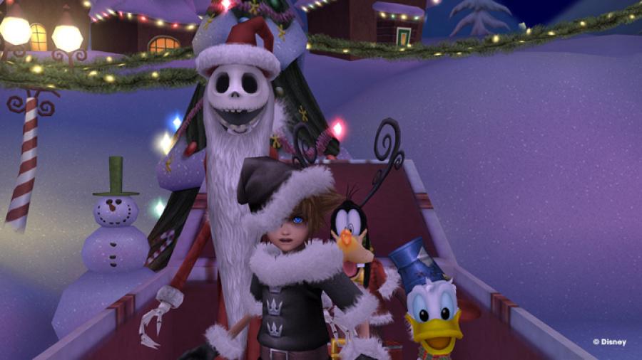 Kingdom Hearts HD 2.5 ReMIX Review - Screenshot 1 of 4