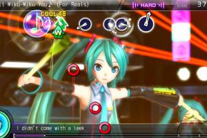 Hatsune Miku: Project Diva F 2nd Screenshot