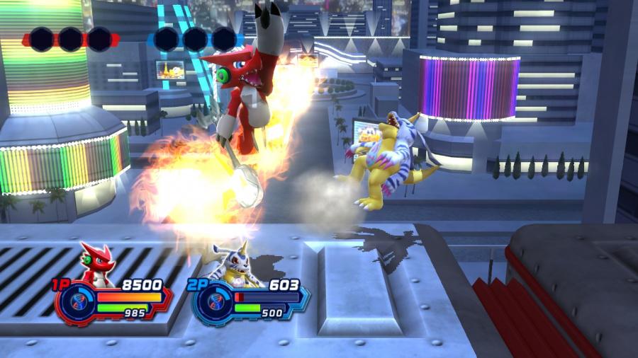 Digimon All-Star Rumble Review - Screenshot 2 of 5