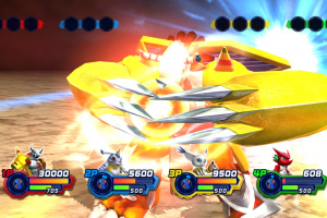 Digimon All-Star Rumble Screenshot