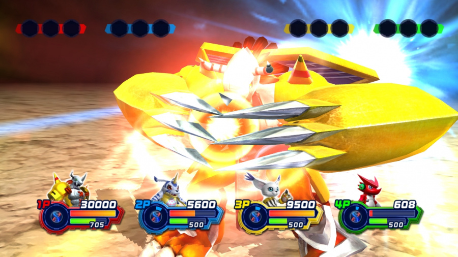 Digimon All-Star Rumble Review - Screenshot 5 of 5