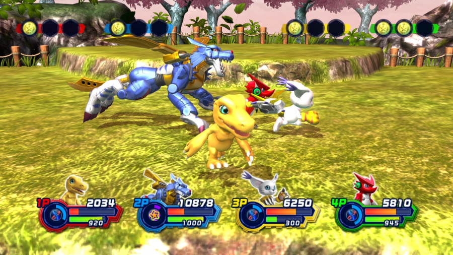 Digimon All-Star Rumble Review - Screenshot 1 of 5