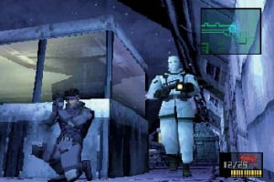 Metal Gear Solid Screenshot
