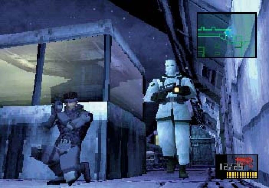 Metal Gear Solid Review - Screenshot 1 of 4