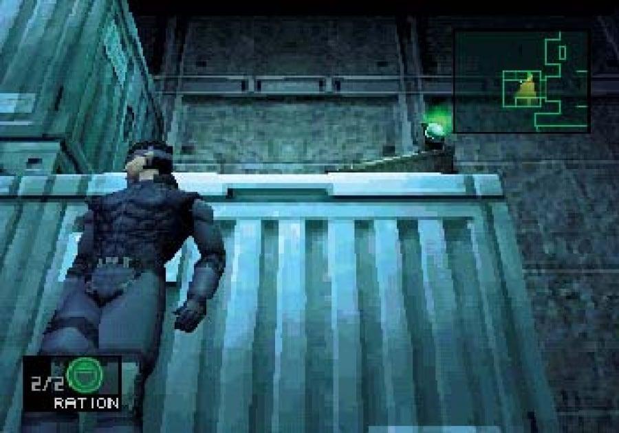 Metal Gear Solid Review - Screenshot 3 of 4
