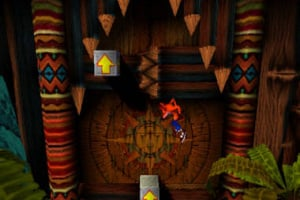 Crash Bandicoot Screenshot