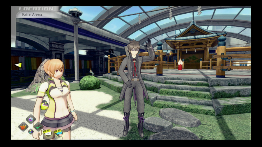 Akiba's Trip: Undead & Undressed Review - Screenshot 1 of 3