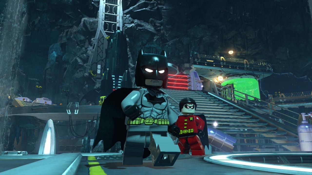 LEGO® Batman 3: Jenseits von Gotham | PS3-Spiele ...