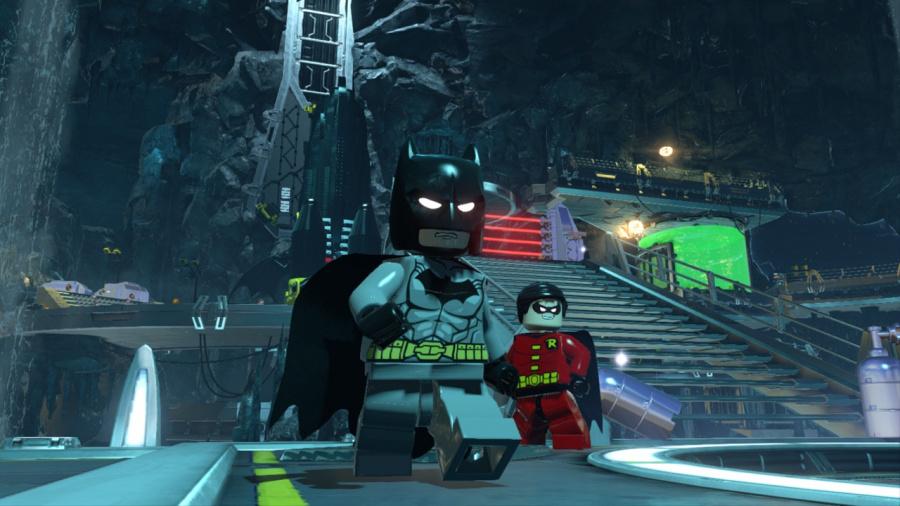 LEGO Batman 3: Beyond Gotham Review - Screenshot 1 of 4