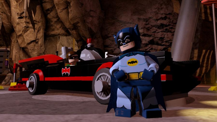 LEGO Batman 3: Beyond Gotham Review - Screenshot 1 of 3