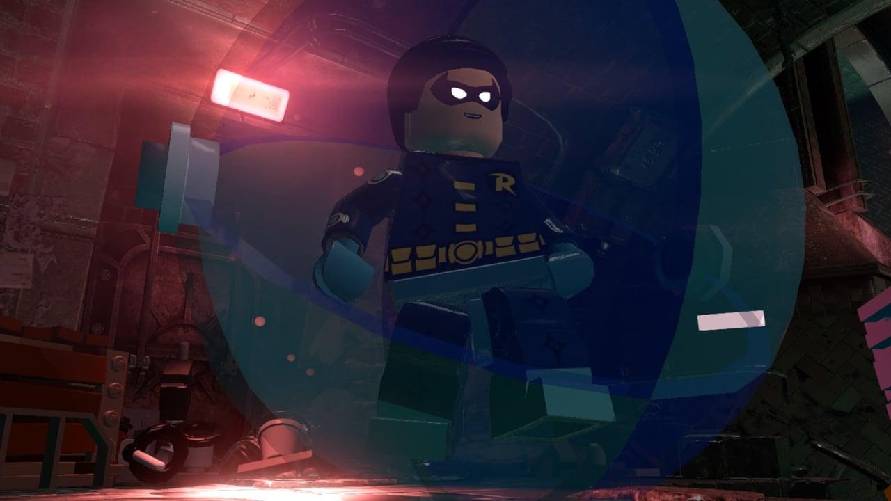 Lego Batman 3 Beyond Gotham Ps Vita Playstation Vita