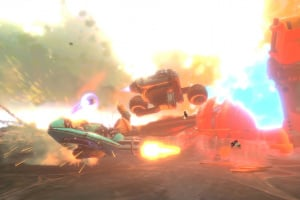 BlazeRush Screenshot