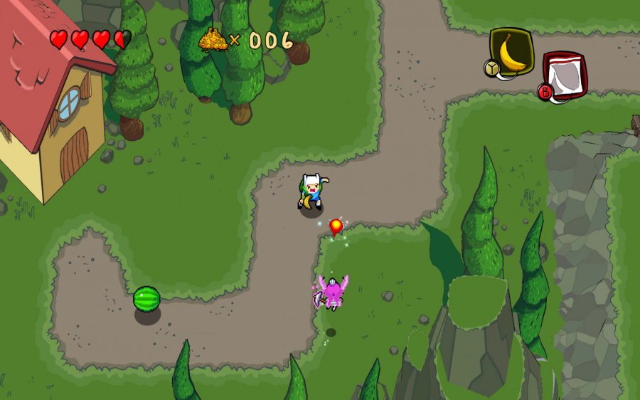 Adventure Time: The Secret of the Nameless Kingdom Review - Screenshot 2 of 3