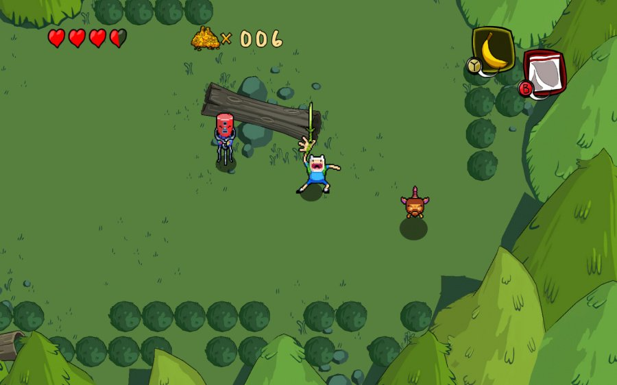 Adventure Time: The Secret of the Nameless Kingdom Review - Screenshot 1 of 3