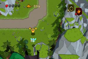 Adventure Time: The Secret of the Nameless Kingdom Screenshot