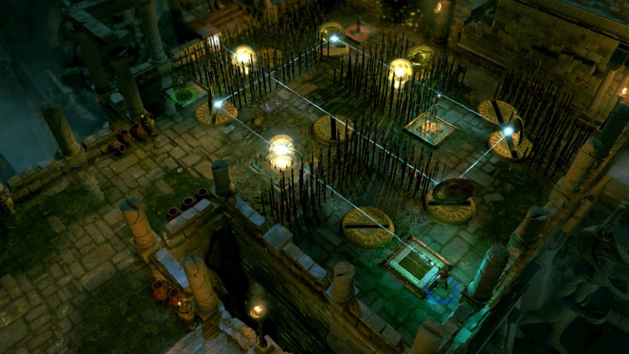 Lara Croft and the Temple of Osiris Review - Screenshot 3 of 4