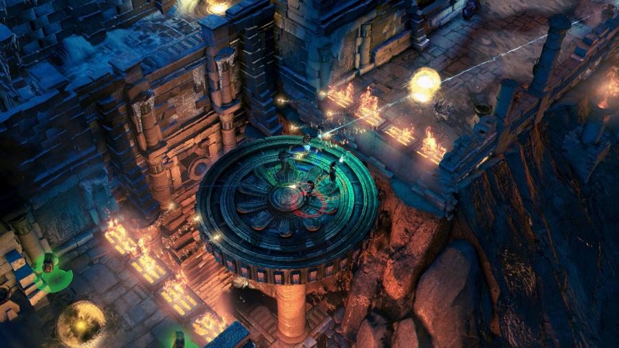 Lara Croft and the Temple of Osiris Review - Screenshot 2 of 4