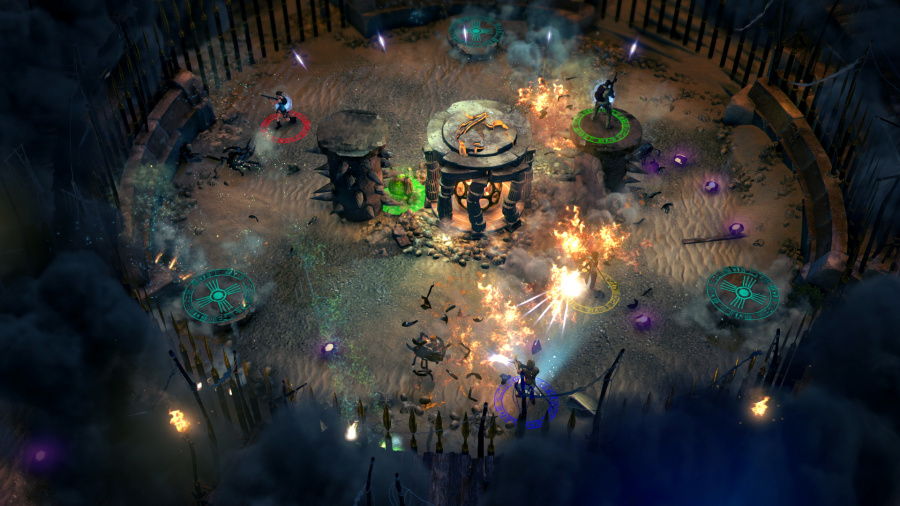 Lara Croft and the Temple of Osiris Review - Screenshot 1 of 4