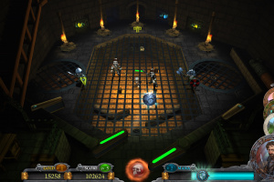 Rollers of the Realm Screenshot