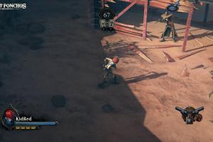 Secret Ponchos Screenshot
