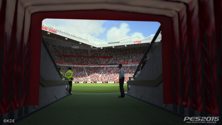 PES 2015: Pro Evolution Soccer Review - Screenshot 2 of 4