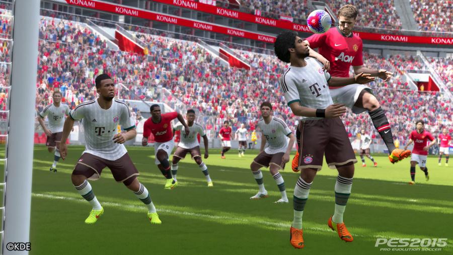 PES 2015: Pro Evolution Soccer Review - Screenshot 1 of 3