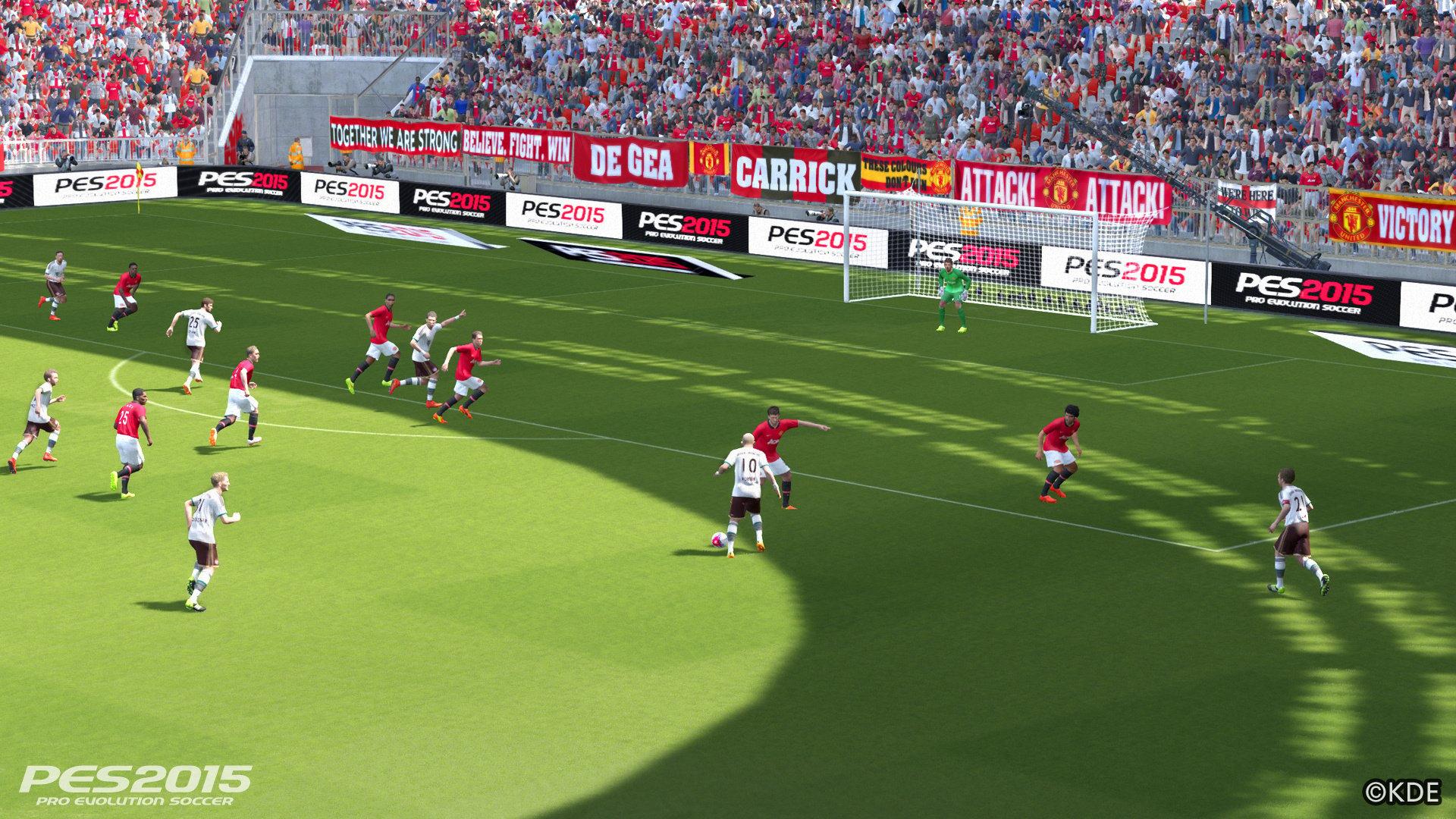 PES 2015: Pro Evolution Soccer (PS3 / PlayStation 3) Game ...