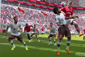 PES 2015: Pro Evolution Soccer Screenshot
