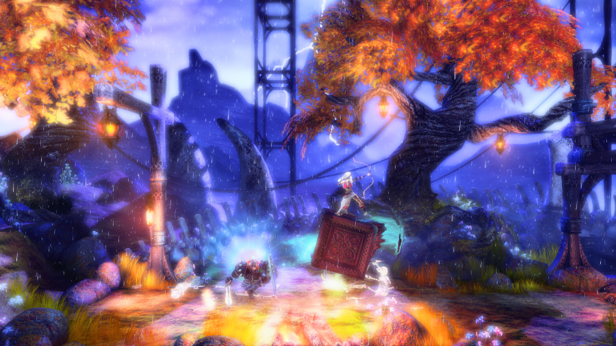 Trine: Enchanted Edition Review - Screenshot 1 of 4