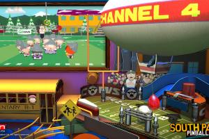 Zen Pinball 2: South Park Pinball Screenshot