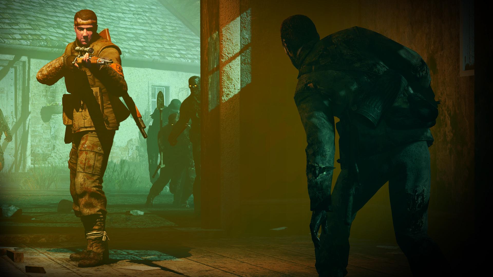 Matchmaking trilogie armée Zombie