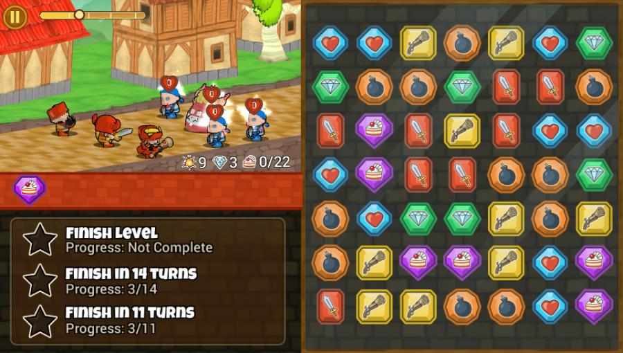 Fat Princess: Piece of Cake Review - Screenshot 1 of 3