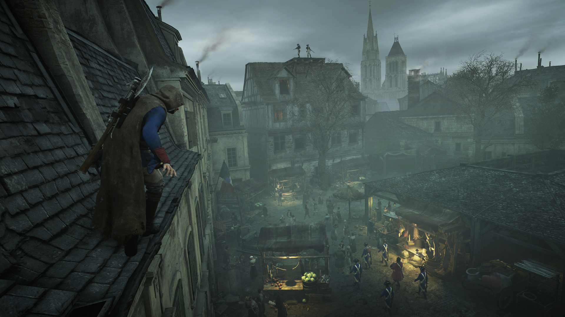 Assassin's Creed Unity: Dead Kings Review (PS4)   Push Square
