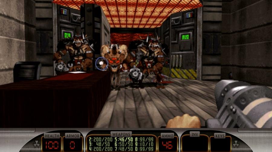 Duke Nukem 3D: Megaton Edition Review - Screenshot 1 of 3