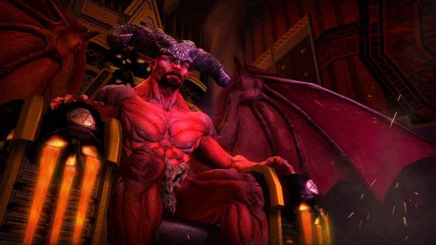 Saints Row: Gat Out of Hell Review - Screenshot 3 of 4
