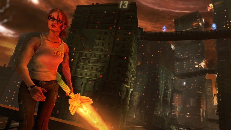 Saints Row: Gat Out of Hell Review - Screenshot 1 of 4