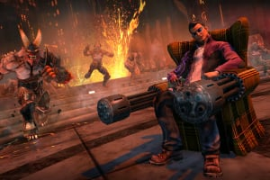 Saints Row: Gat Out of Hell Screenshot