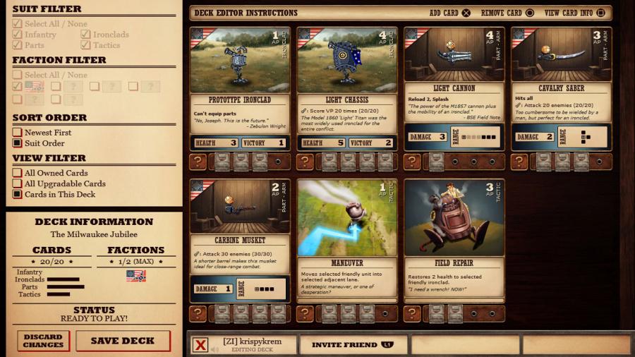 Ironclad Tactics Review - Screenshot 1 of 3