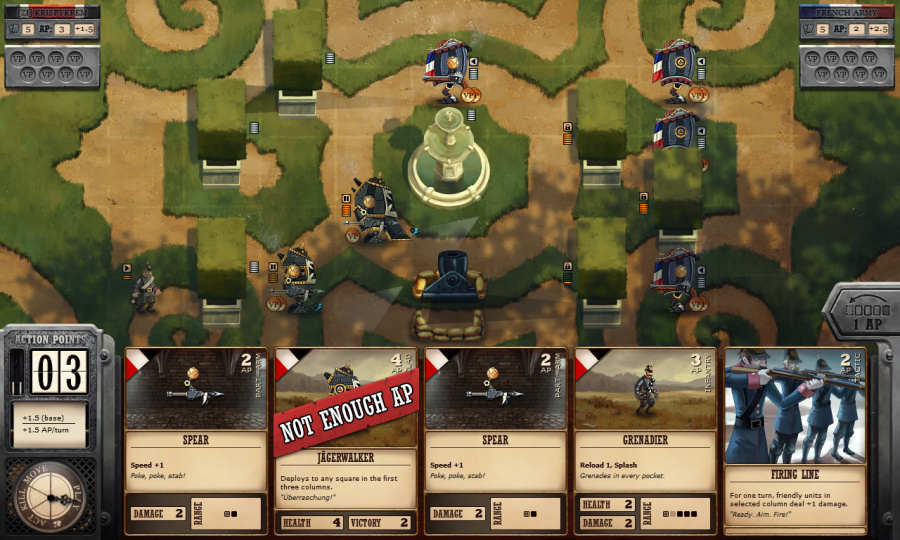 Ironclad Tactics Review - Screenshot 2 of 4