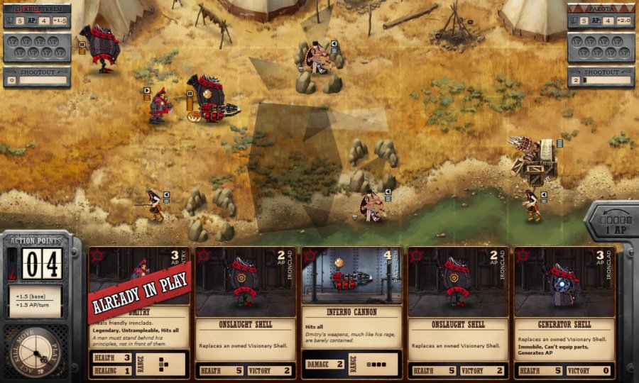 Ironclad Tactics Review - Screenshot 4 of 4