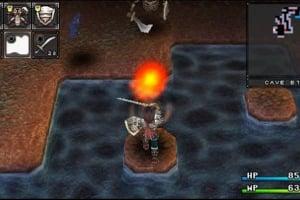 Brandish: The Dark Revenant Screenshot
