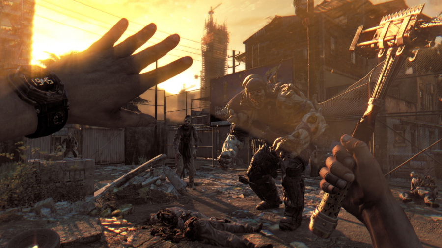 Dying Light Review - Screenshot 1 of 7