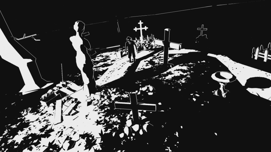 White Night Review - Screenshot 1 of 3