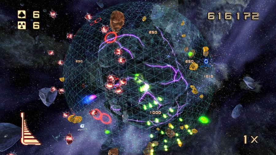 Super Stardust Ultra Review - Screenshot 1 of 3